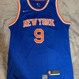RJ Barrett #9 New York Knicks Jersey